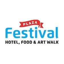 Profil Pengguna Festival