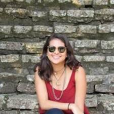 Profil utilisateur de Luíza