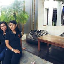 Nutzerprofil von Rita & Wayan