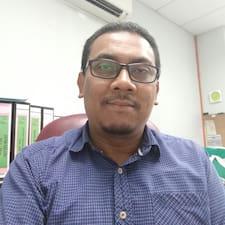 Henkilön Syed Razali käyttäjäprofiili