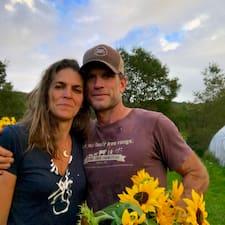Profilo utente di Kate & Dan