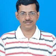 Radhakrishnan - Uživatelský profil