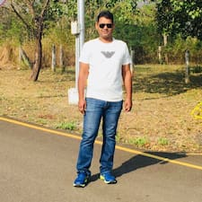 Profil utilisateur de Anish