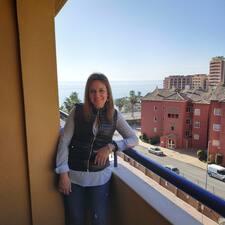 Henkilön María Francisca käyttäjäprofiili