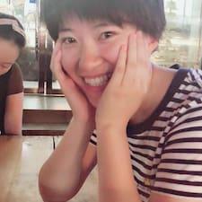 玉容 felhasználói profilja