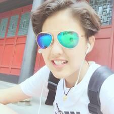 Perfil do utilizador de 赵冰钰