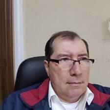 Gebruikersprofiel Pedro Milciades