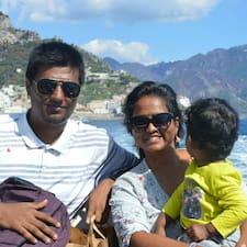 Gopinath - Uživatelský profil