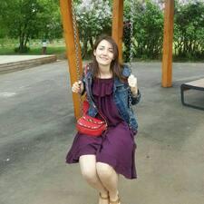Profil Pengguna Сабина