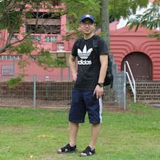 Weiliang felhasználói profilja