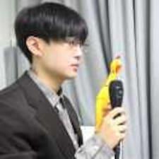 Perfil do utilizador de 陈茹