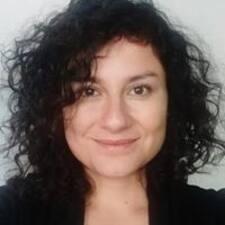 Paula felhasználói profilja