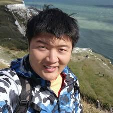 Perfil do usuário de Tianwei