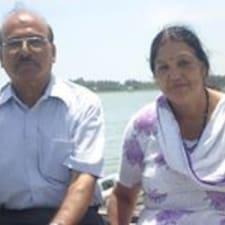Mahesh Chandra - Profil Użytkownika