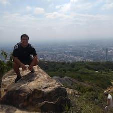 Gustavo Adolfo felhasználói profilja