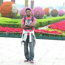 Profil utilisateur de Pradeebkumar