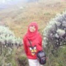Profil utilisateur de Anisa Jasmine
