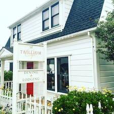 Trillum Cafe & Inn er ofurgestgjafi.