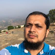 Användarprofil för Shamshuddin