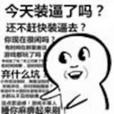 Gebruikersprofiel Yixuan