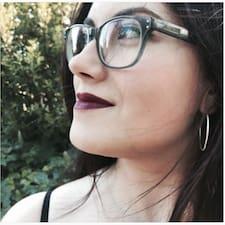 Профіль користувача Cristina