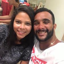 Ana Paula & Mateus je Superhost.