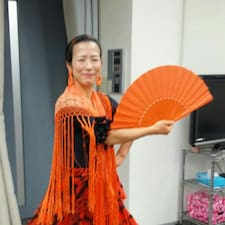 Profil utilisateur de Yukie