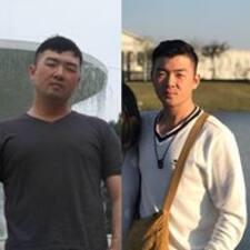 Användarprofil för Chun Kai