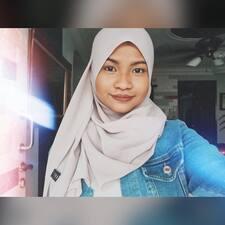 โพรไฟล์ผู้ใช้ Amirah