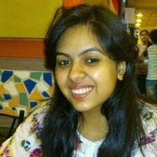 Henkilön Deepa käyttäjäprofiili