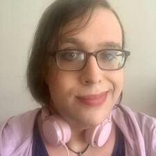 Sarah - Uživatelský profil