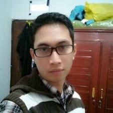 Adib felhasználói profilja