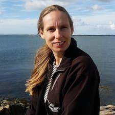 Henkilön Jenny käyttäjäprofiili