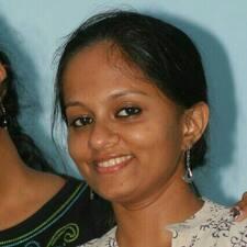 Preesha User Profile