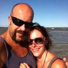 Nutzerprofil von Chris & Tanya