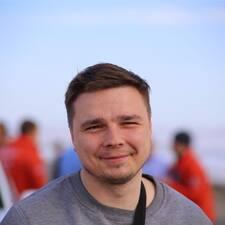Profil Pengguna Yury