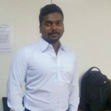 Amalraj User Profile