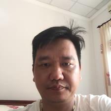 Henkilön Nguyen Luu käyttäjäprofiili