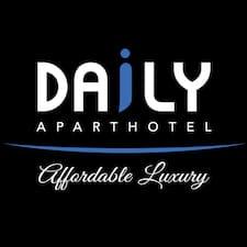 Dailypod Service Suites felhasználói profilja