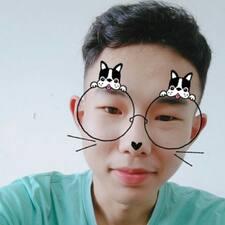 Perfil do usuário de 荣浩