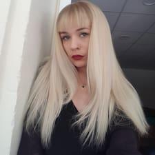 Profil utilisateur de Charlotte
