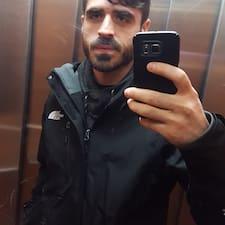 Profil Pengguna Pedro