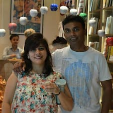 Radhika & Ajay User Profile