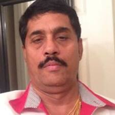 Gebruikersprofiel Sanjay