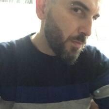 Profil Pengguna Dionigio Antonio
