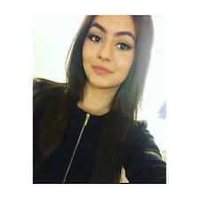 Syeda User Profile