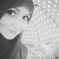 Profil utilisateur de Saida