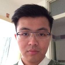Användarprofil för Hiu Kang