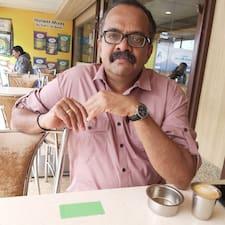 Više informacija o domaćinu: Rajesh