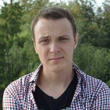 Perfil do utilizador de Mikhail